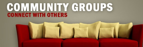 Community Group Banner