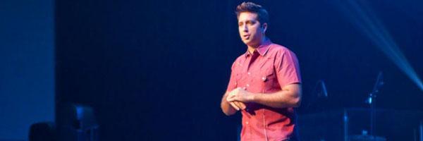 Trey Preaching