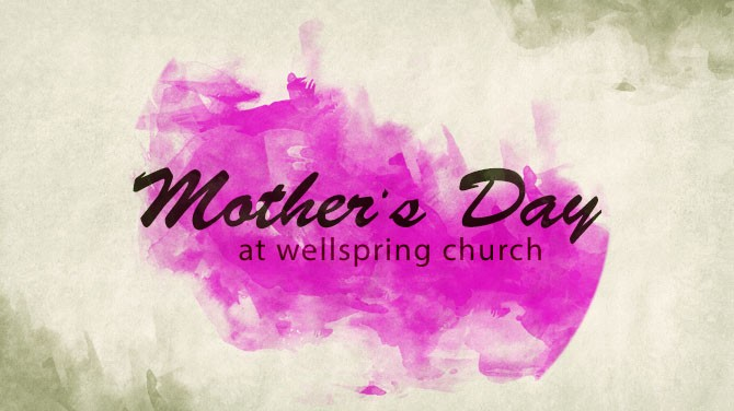 Mother's Day-Sermon
